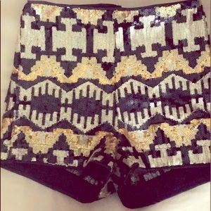 Party shorts